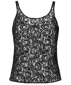Martha Medeiros | Lace Tank Top