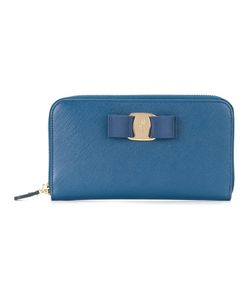Salvatore Ferragamo | Vara Continental Wallet Calf Leather
