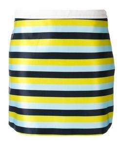 Iceberg | Striped Mini Skirt 40