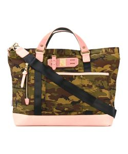 Master Piece | Camouflage Tote Men One