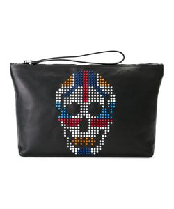Alexander McQueen | Studded Skull Clutch