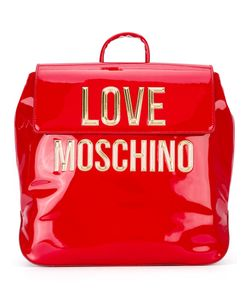 Love Moschino | Lettering Backpack