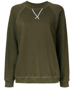 Bassike | V-Insert Sweatshirt 12 Cotton