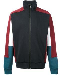 Futur | Colourblock Zipped Sweatshirt M