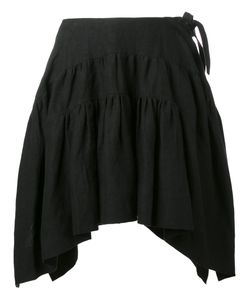 J.W.Anderson | Curved Pleated Skirt