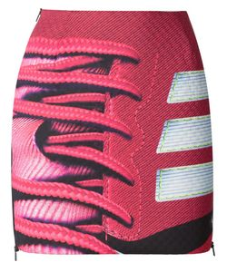 Mary Katrantzou X Adidas Originals | Sneaker Print Skirt