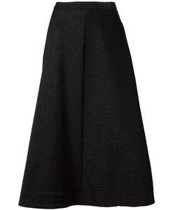 Comeforbreakfast | Printed A-Line Skirt