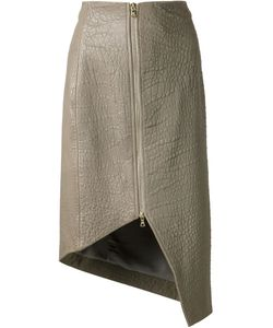 Dominic Louis | Asymmetric Pencil Skirt
