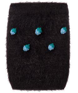 Sretsis | Fluffy Mini Skirt