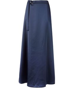 Nomia | Belted Maxi Skirt