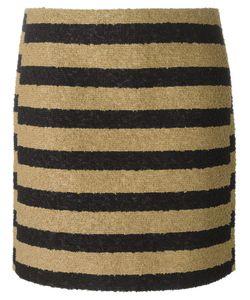 Sonia Rykiel | Striped Loop Knit Skirt