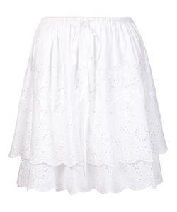 Suno | Lace Layered Skirt