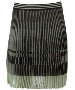 Maison Ullens | Pleated Short Skirt