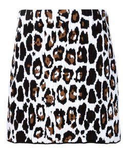 Sonia Rykiel | Leopard Print Skirt