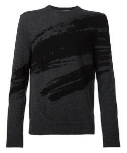Exemplaire | Intarsia Brushstroke Sweater