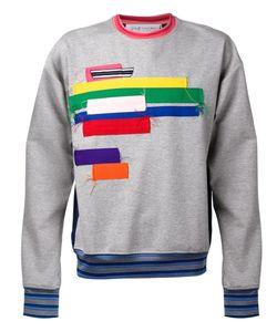 James Long | Applique Sweatshirt
