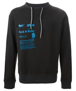 Haus | X Ggdb Back To Basics Print Sweatshirt