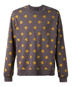 Kris Van Assche | Horse Print Sweatshirt