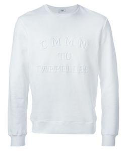 Cmmn Swdn | Embossed Logo Sweatshirt