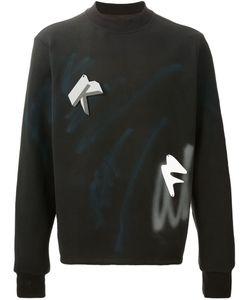 Klar | Grafitti Print Sweatshirt