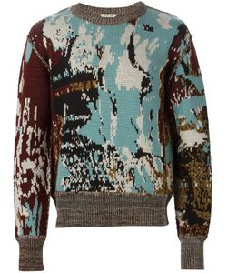 Cerruti 1881 Paris | Abstract Intarsia Sweater