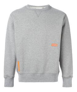 Martine Rose   Patch Detail Sweatshirt