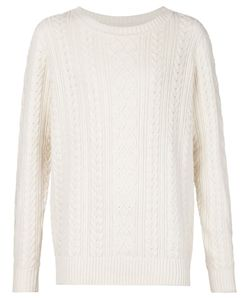 Fadeless | Cable Knit Sweater