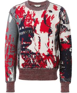 Cerruti 1881 Paris | Paint Splatter Effect Sweater