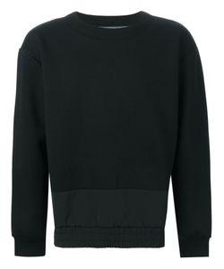 General Idea | Contrast Panel Sweatshirt