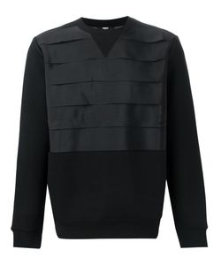General Idea | Pleated Panel Sweatshirt