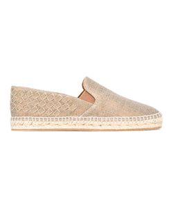 BOTTEGA VENETA | Intrecciato Espadrilles Size 38