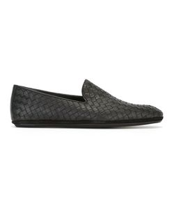 BOTTEGA VENETA | Woven Slippers Size 40.5