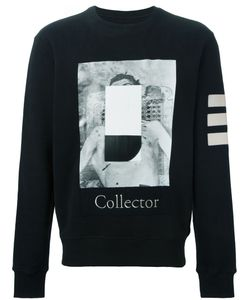 Cy Choi | Print And Patch Sweatshirt