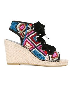 Ash | Wedged Sandals 40