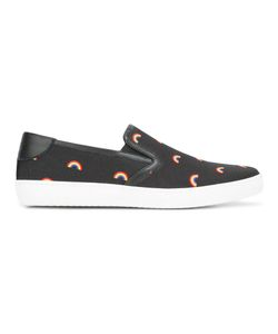 Marc Jacobs | Rainbow Slip-On Sneakers 42