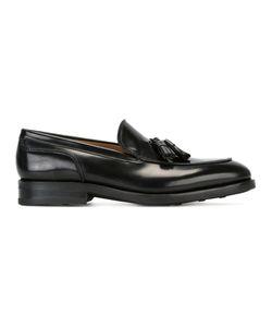 Salvatore Ferragamo   Fringe-Detail Loafers Size 6