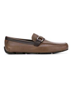 Salvatore Ferragamo | Gancio Side Buckle Loafers Calf