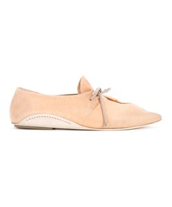 Marsèll | Pointed Toe Lace-Up Shoes
