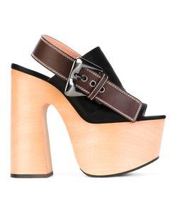 Rochas | Slingback Platform Sandals