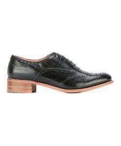Church's | Chunky Heel Brogue Shoes Size 37.5