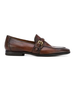 Silvano Sassetti | Buckled Loafers Size 11