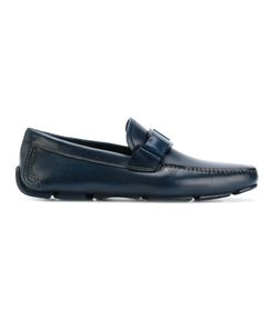Salvatore Ferragamo   Ornamented Driver Loafers