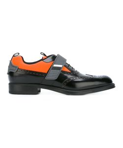 Prada | Strapped Brogues Size 7.5