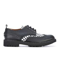 Givenchy | Checkered Brogues 42