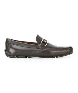 Salvatore Ferragamo   Rubber Sole Loafers Size 8.5