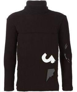 Klar | Embellished Turtle Neck Sweater