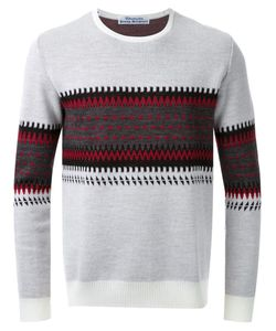 Education From Youngmachines | Intarsia Knit Sweater