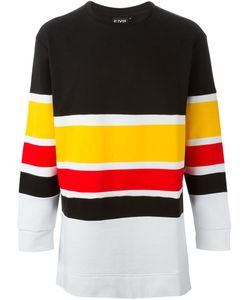 Ejxiii | Striped Sweatshirt