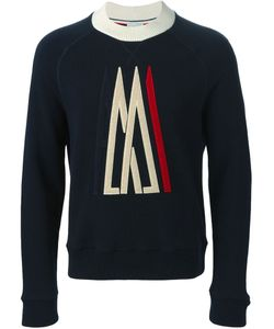 Moncler X Ami | Embroidered Logo Sweater