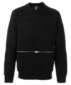Hood By Air | Zip Detail Sweatshirt